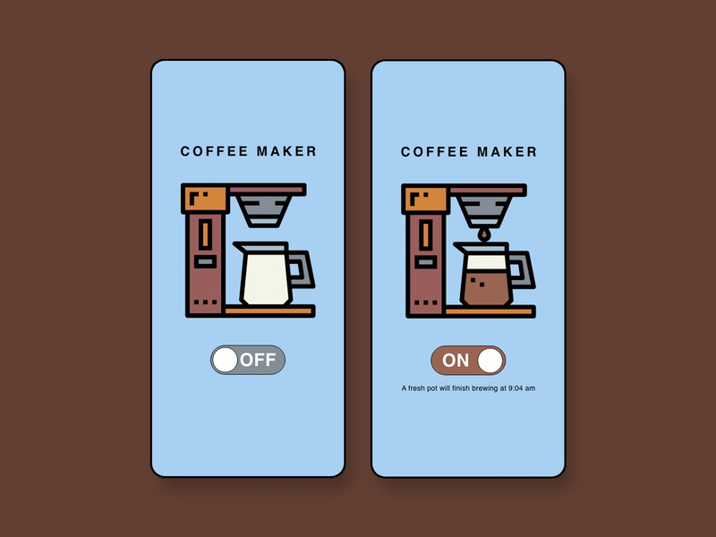 Daily UI 015 - On/Off Switch daily ui 015 mobile concept ui daily ui design