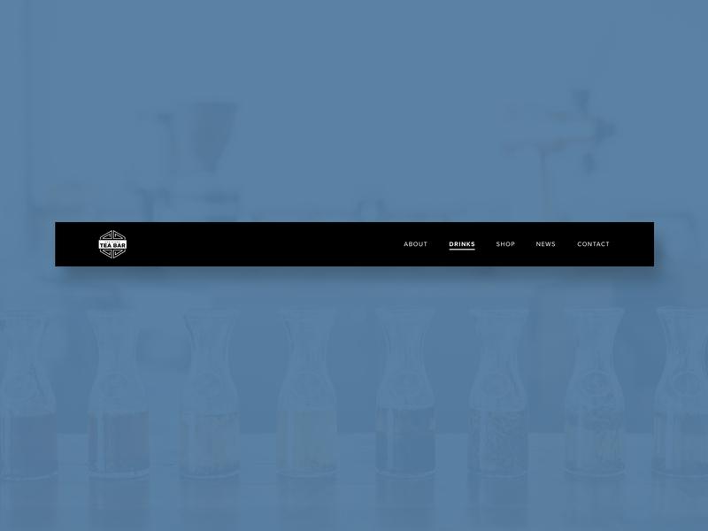 Daily UI 053 - Header Navigation daily ui 053 header navigation branding concept ui daily ui design
