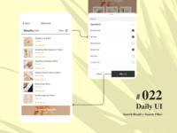 Daily UI #022