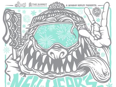 2019 New Years @ Alpental Flyer
