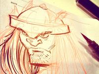 Daily Sketch - Thor
