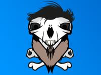 Bactrian Camel Skull