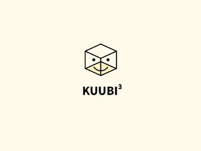 Kuubie - self storage at your neighbours friendly brand emoticon brand iconography icon illustration icon design