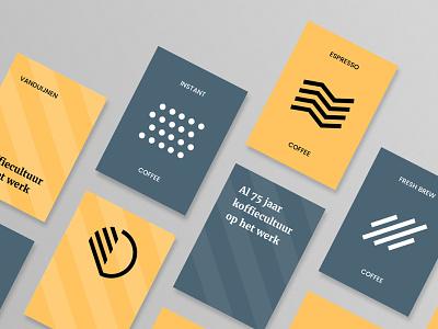Unpublished shot Van Duijnen Branding visual design interaction desgin case study full project digital design