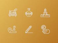 Rally Icons