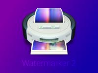 Watermarker 2 app icon
