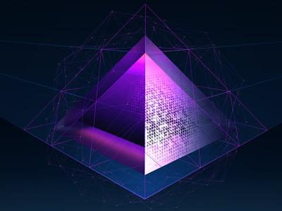 Outrun pyramid