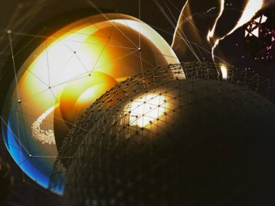 Nanocosm spheres learnsquared cinema 4d