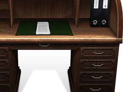 Secretaire icon