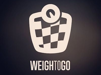 Weightogo identity scale weight logo