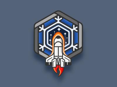 Buran nasa orbiter patch badge mission shuttle space buran