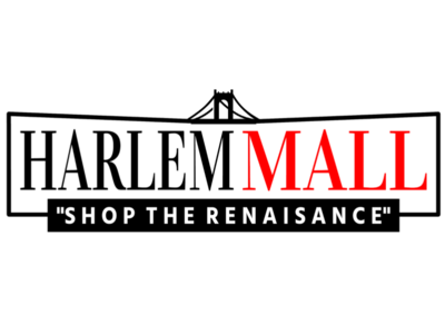 Harlem Mall logo, Made With slides