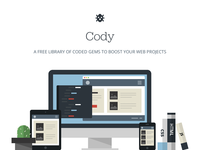Cody Landing Page