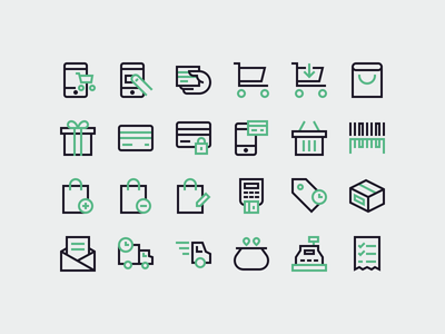 Shopping Icons 32px shopping ecommerce icon icons store credit