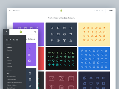 IconStore launch svg iconstore library icon freebie free icons