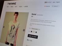 Twinne New Single Product