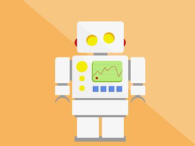 Roboto robots learningtodraw