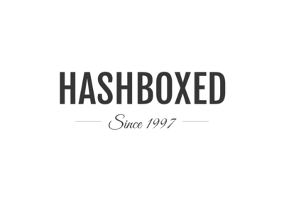 Hashboxed new logo