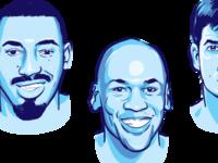 Historic NBA Players