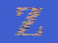 36 Days of Type, day 26: Z