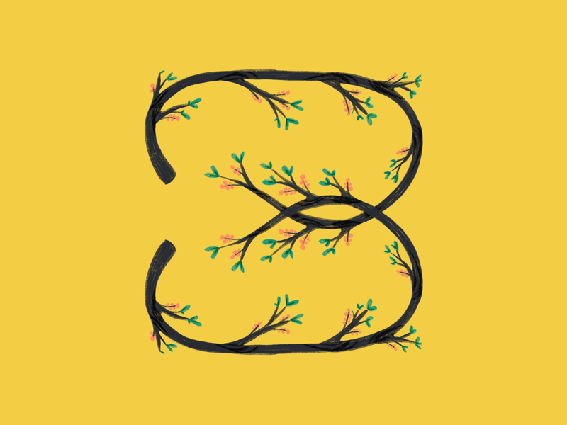 36 Days of Type, day 30: 3