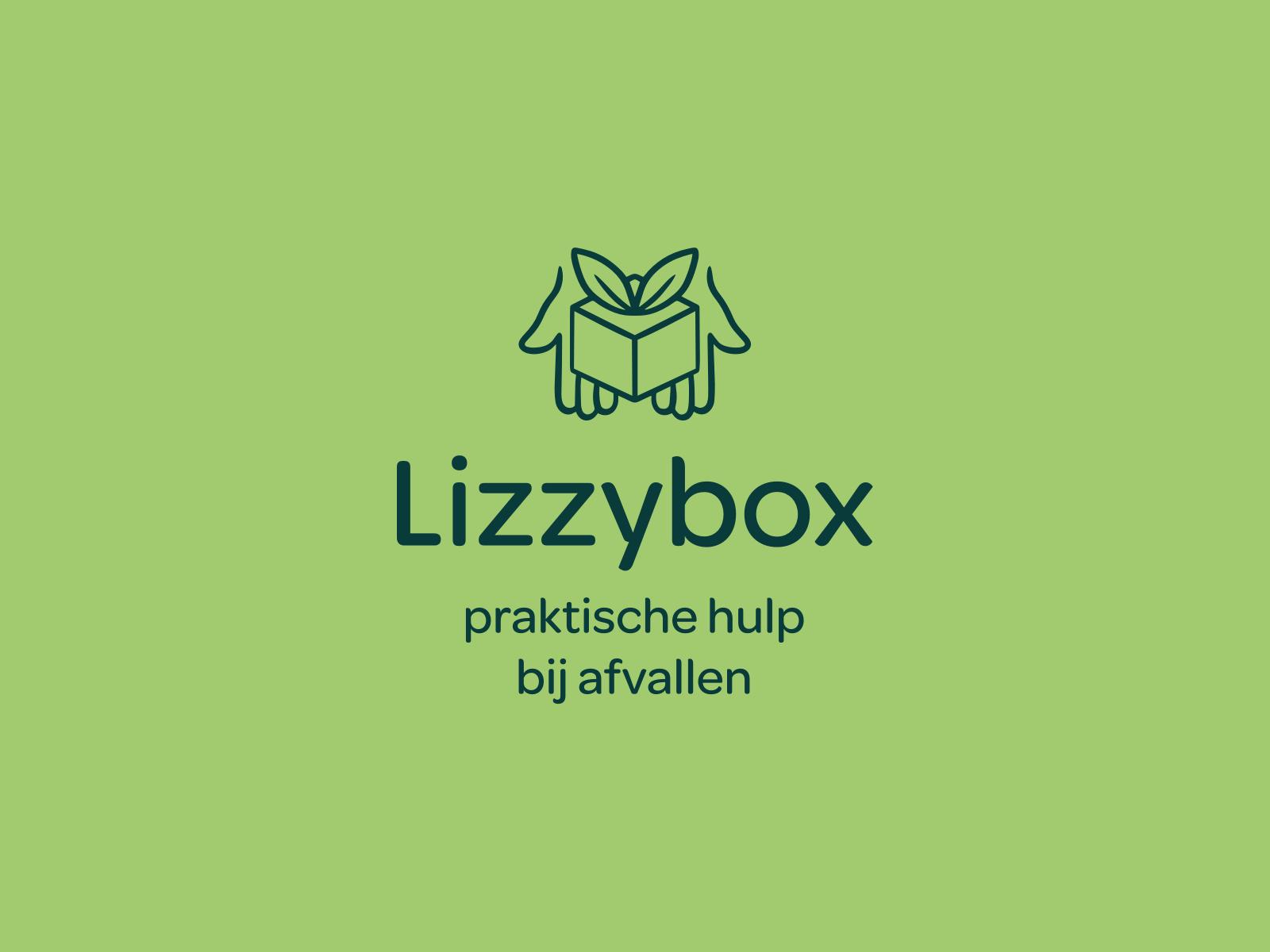 Lizzybox Branding: The Logo