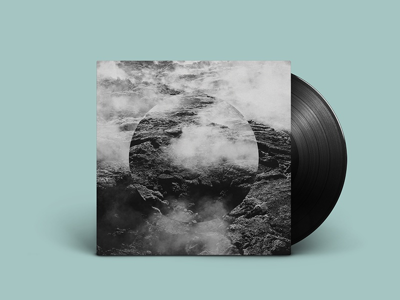 Curated ∞ Cold Souls spotify graphic design record music iceland vinyl