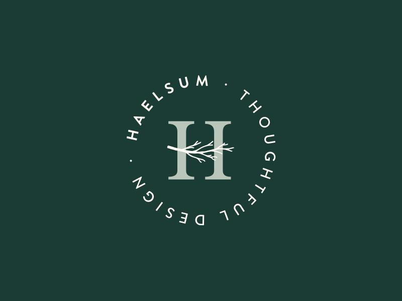 Haelsum dribbble