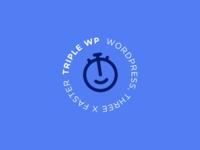 30 Day Logo Challenge III - Triple WP