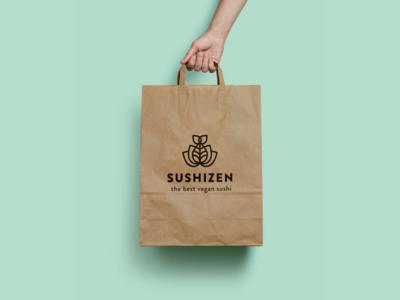 30 Day Logo Challenge V - Sushi Zen