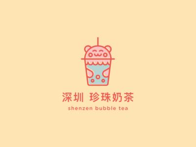 30 Day Logo Challenge VIII - Shenzen Bubble Tea