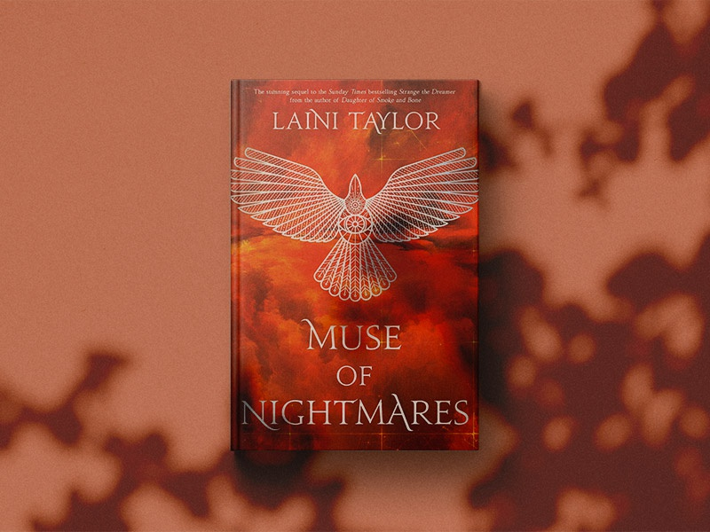 Book cover: Muse of Nightmares