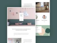 Kim van Tol Interior Design: Website