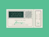 Happy 2020 ✨