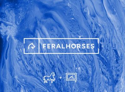 Feral Horses - Logo Concept