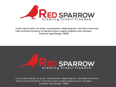 Red Sparrow Logo