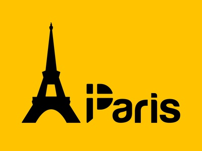 Paris Logo Design