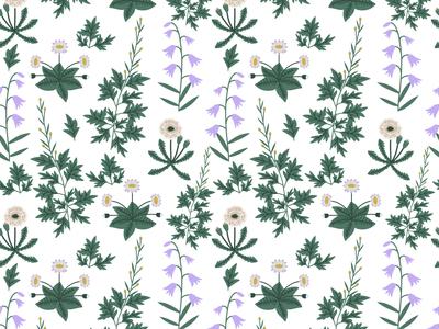 Herbal pattern
