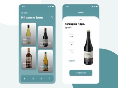 Beer Shop App