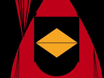 Cardinal bird illustration