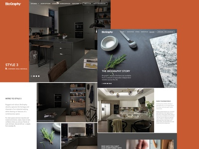 Biography Kitchens #2