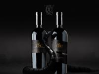 T&C - Wine Label Design