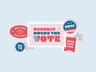 Rock the Vote 2020 presidential election