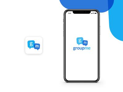 GroupMe Redesign Concept