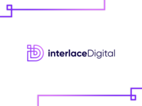 Interlace Digital Logo Design