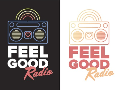 Feel Good Radio logo