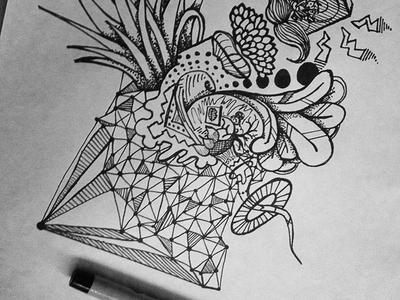 Diamond Fun Sketch