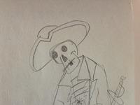 Dribbble 2x pirates sketch