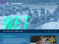 Rapidquest page layout
