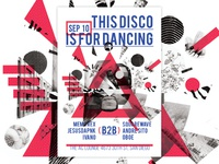 This Disco is for Dancing - Sep. 10